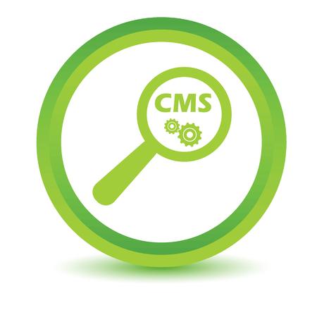 volumetric: CMS search volumetric icon