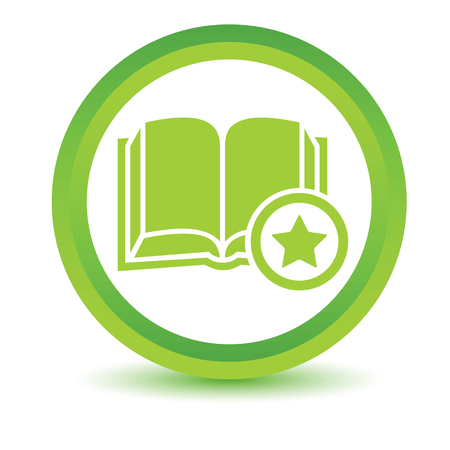volumetric: Favorite book volumetric icon