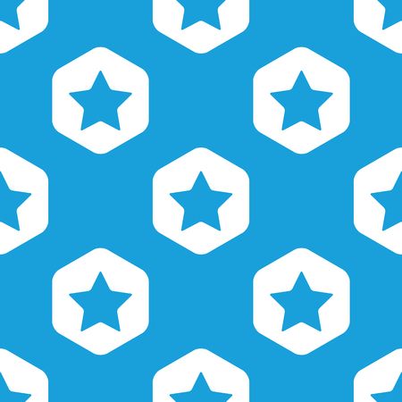 ideogram: Favorite hexagon pattern