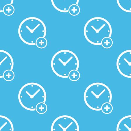 add: Add time pattern