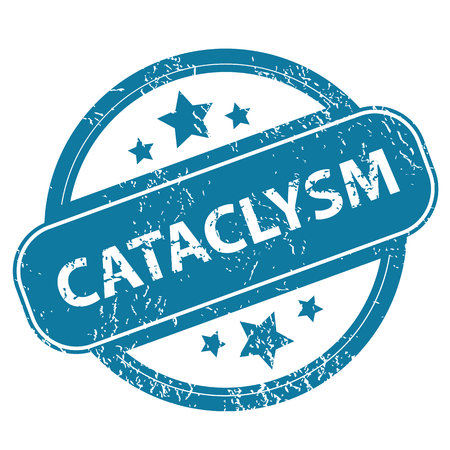 cataclysm: CATACLYSM round stamp