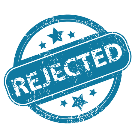 rejected: REJECTED round stamp