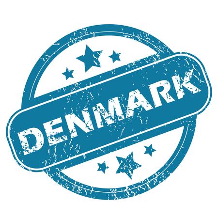 archive site: DENMARK round stamp