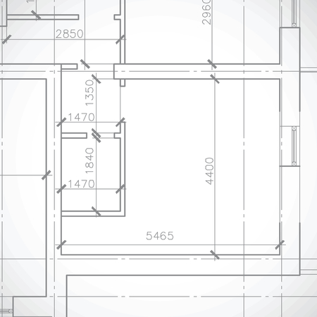 draught: Blueprint fragment architecture background