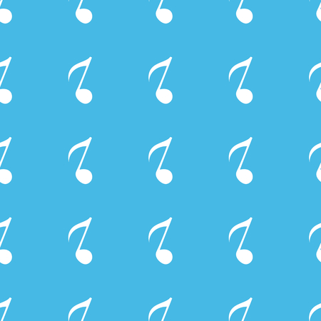 eighth note: Eighth note straight pattern Illustration