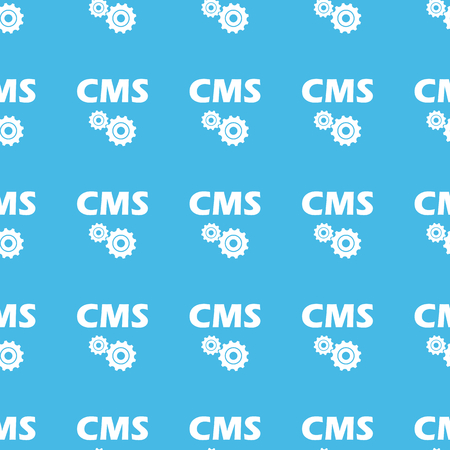 cms: CMS settings straight pattern