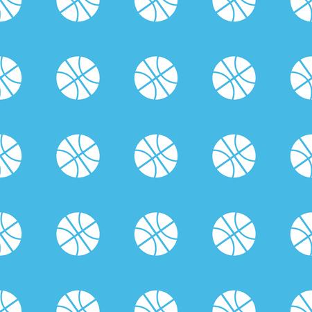 straight: Basketball straight pattern