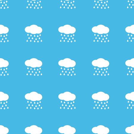 raining: Raining straight pattern Illustration