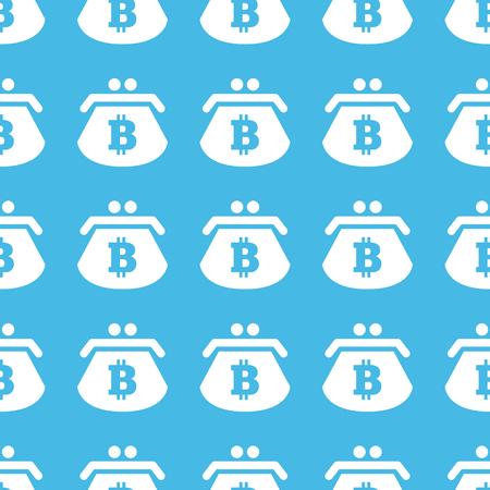 straight: Bitcoin purse straight pattern