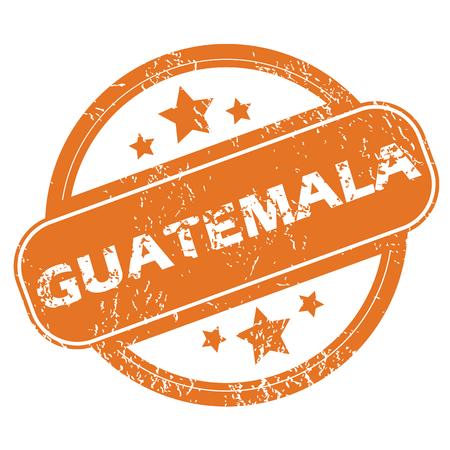 archive site: Guatemala rubber stamp