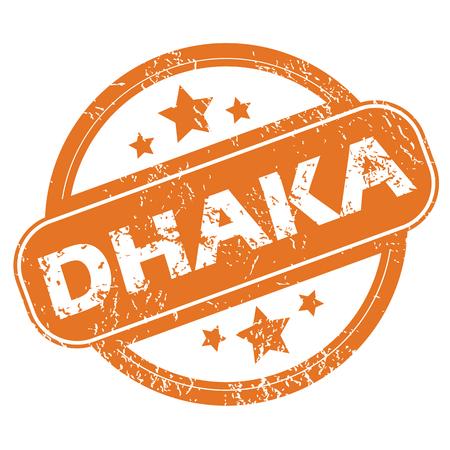 dhaka: Dhaka rubber stamp