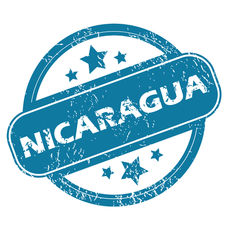 archive site: NICARAGUA round stamp