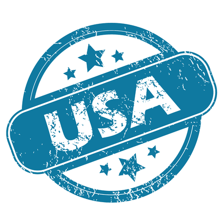 archive site: USA round stamp