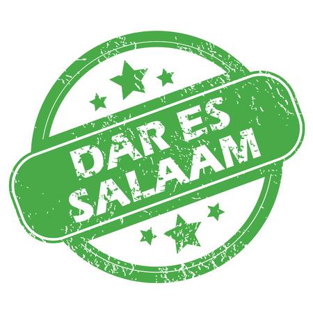 archive site: Dar Es Salaam green stamp