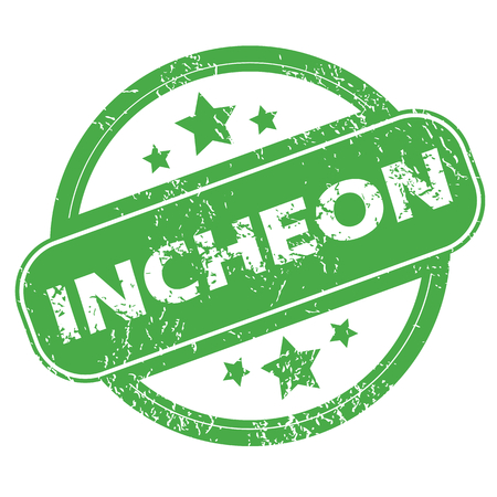 incheon: Incheon green stamp