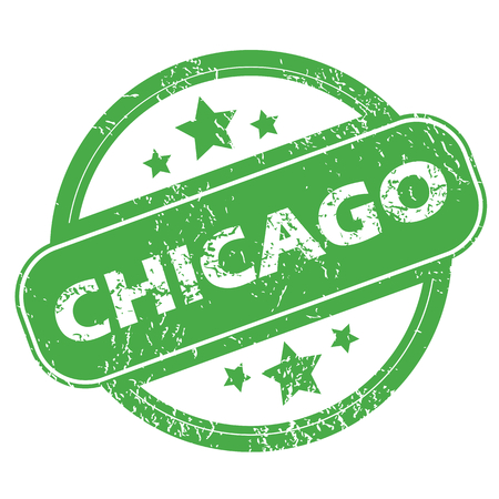 archive site: Chicago green stamp