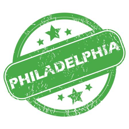 philadelphia: Philadelphia green stamp
