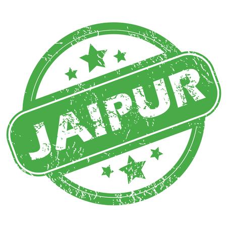 jaipur: Jaipur green stamp