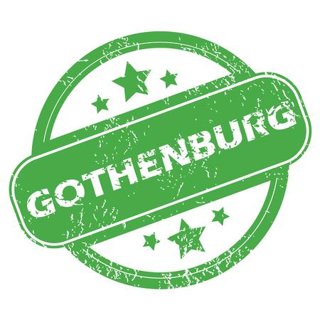 archive site: Gothenburg green stamp