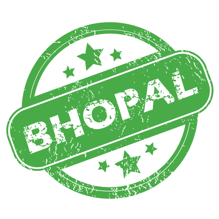 archive site: Bhopal green stamp