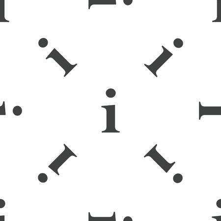 Information pattern Ilustração