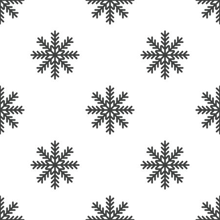 Motif de flocon de neige Banque d'images - 41037742