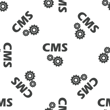cms: CMS settings pattern Illustration