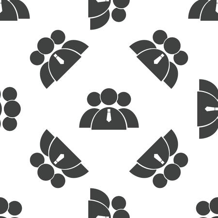 group pattern: User group pattern Illustration