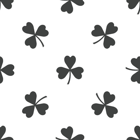 repeated: Clover pattern