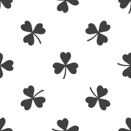 clover backdrop: Clover pattern