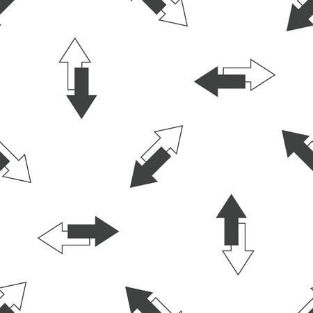 opposite arrows: Opposite arrows pattern