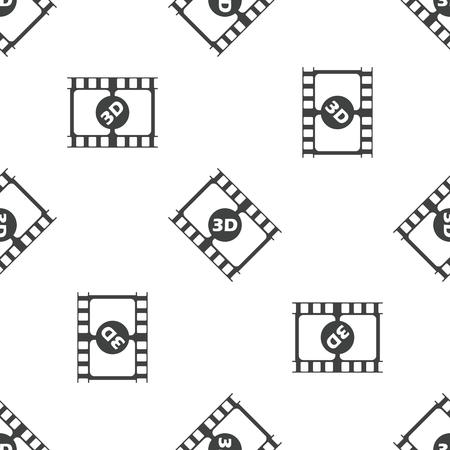 3d: 3D movie pattern