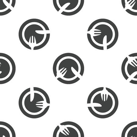 Tableware pattern