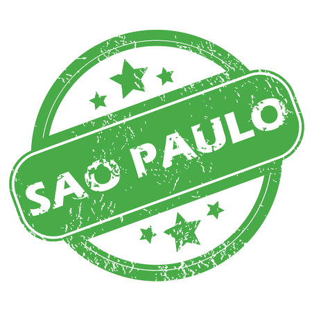 archive site: Sao Paulo green stamp