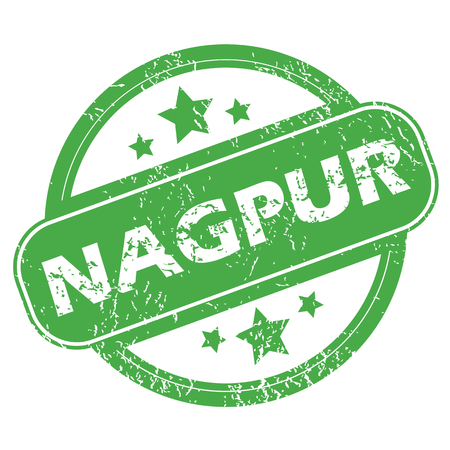 nagpur: Nagpur green stamp