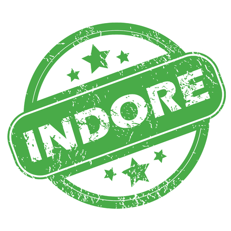 indore: Indore green stamp