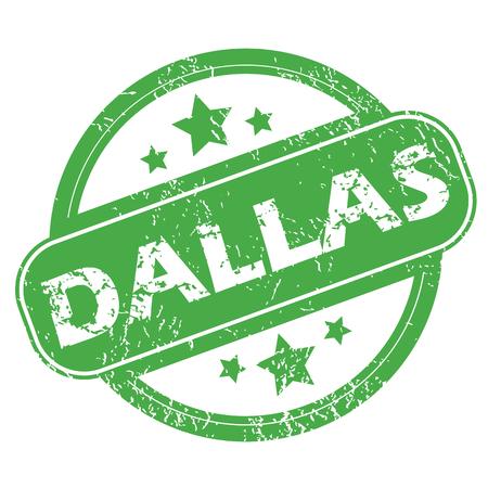 archive site: Dallas green stamp