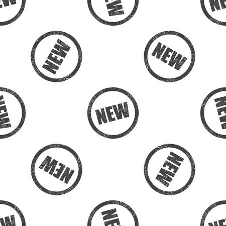 newness: NEW sign pattern