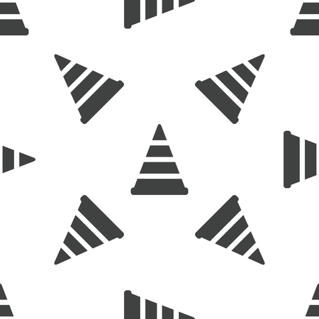 redirect: Traffic cone pattern