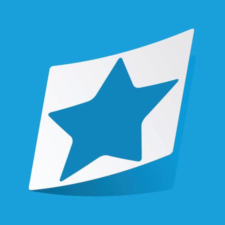 ideogram: Star sticker