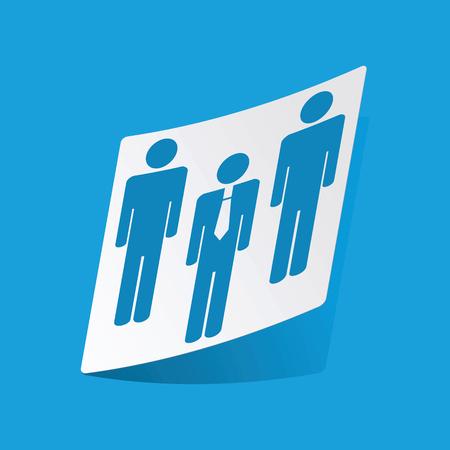 work group: Work group sticker