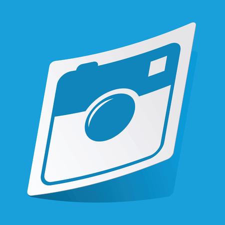 microblog: Square camera sticker
