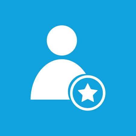 favorite: Favorite user icon