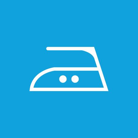 smoothing: Smoothing icon Illustration
