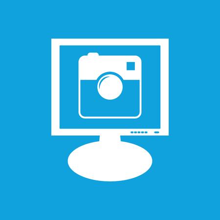microblog: Square camera monitor icon
