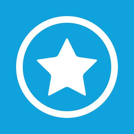ideogram: Favorite sign icon