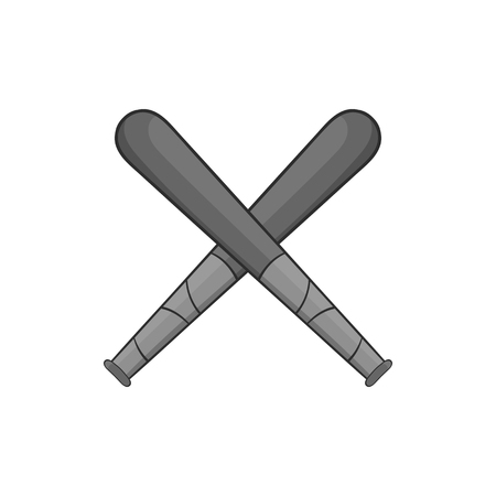 bits: Bits icon in black monochrome style isolated on white background. Weapon symbol vector illustration