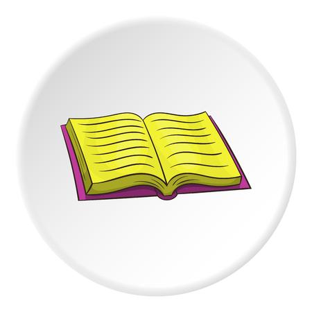 tutorial: Tutorial icon. Cartoon illustration of tutorial vector icon for web