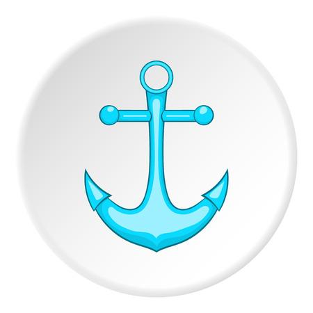 artoon: Anchor icon. artoon illustration of anchor vector icon for web