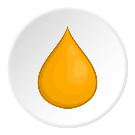 artoon: Honey drop icon. artoon illustration of vector icon for web